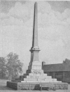 WYCLIFFE MEMORIAL AT LUTTERWORTH