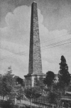THE PICTON OBELISK, CARMARTHEN