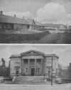 STOCKPORT'S FINE MEMORIAL HALL, AND THE CROSBY HOMES AT HARTLEPOOL