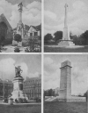 S. GEORGE AT NEWCASTLE-UPON-TYNE, AND THE CARLISLE, LINCOLN AND YORK MEMORIALS