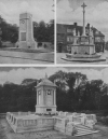 MEMORIALS IN BEAUTY SPOTS AT BOURNEMOUTH AND VENTNOR; THE CROSS AT CHICHESTER