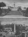 COLONNADE AND OBELISK AT SOUTHPORT: THE HUDDERSFIELD MEMORIAL