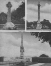 SOUTHEND AND WEELEY MEMORIALS, AND THE THREE-PARISH COLUMN AT ELVEDEN