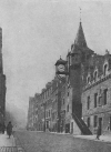 CANONGATE'S GRIM TOLBOOTH