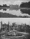 Bulwer Lyttons Hertfordshire home at Knebworth: Audley End Essex