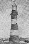 The Eddystone, most famous of British lighthouses