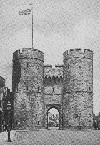 The West Gate, Canterbury