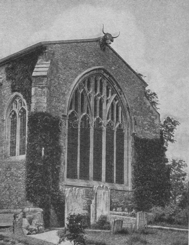 S. Andrew's Church at Hornchurch
