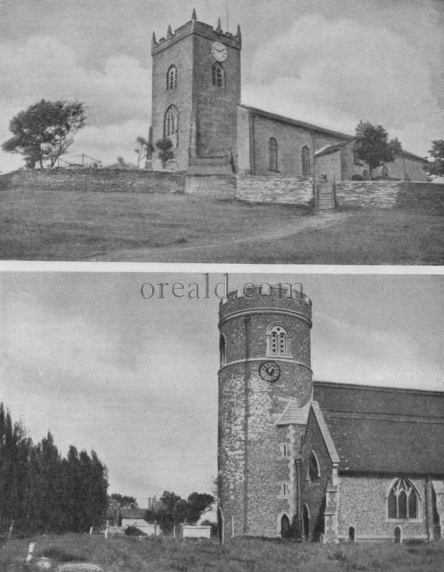 The Flint Church at South Ockenden: Mellor and its Pulpit