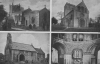 Adel Church and the Church of the Holy Sepulchre, Cambridge: ancient Shrines at Eyam and Iffley