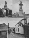 Grenvile Tablet at Stratton: Stamford Hill and Lasdown Hill Monuments