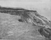 The Crumbling Cliffs near Cromer: a resent Landslide