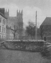 York, City of two Empires: the Roman wall and Minister