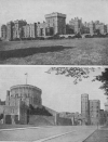BATTLEMENTS AND TOWERS OF WINDSOR'S PALACE-CASTLE