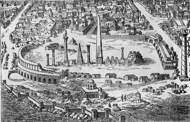 Picture Ancient Constantinople