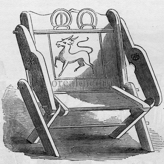 Prior of Southwick's Chair