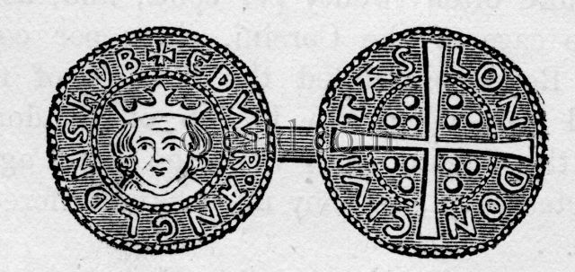 Penny of Edward I