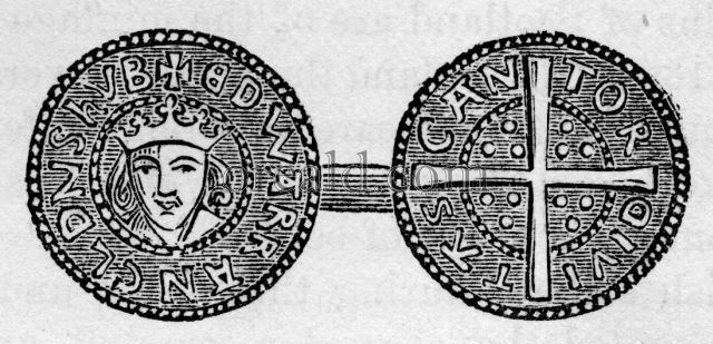 Penny (supposed) of Edward II