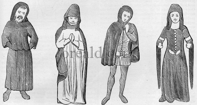 Mourning Costumes