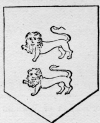 Arms of William the Conqueror