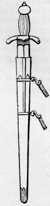 Sword of Godfrey of Bouillon