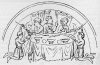 Anglo-Saxon Dinner Party