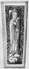 Effigy of Jocelyn, Bishop of Salisbury