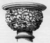 Decorated Capital, from Selby