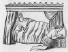 Bed of the Thirteenth Century