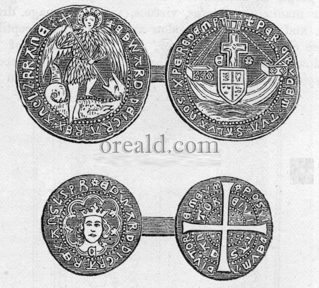 Coins of Edward IV