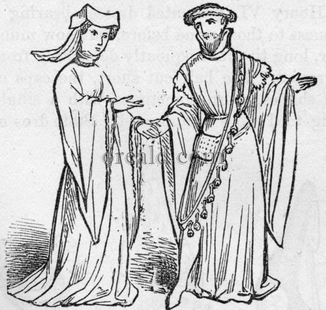 Costume of the Reign of Henry V