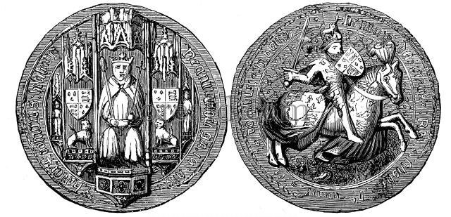 Great Seal of Henry VII.