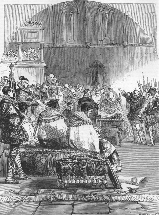 Trial of the Duke of Norfolk