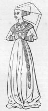 Dress of a Lady, 1485