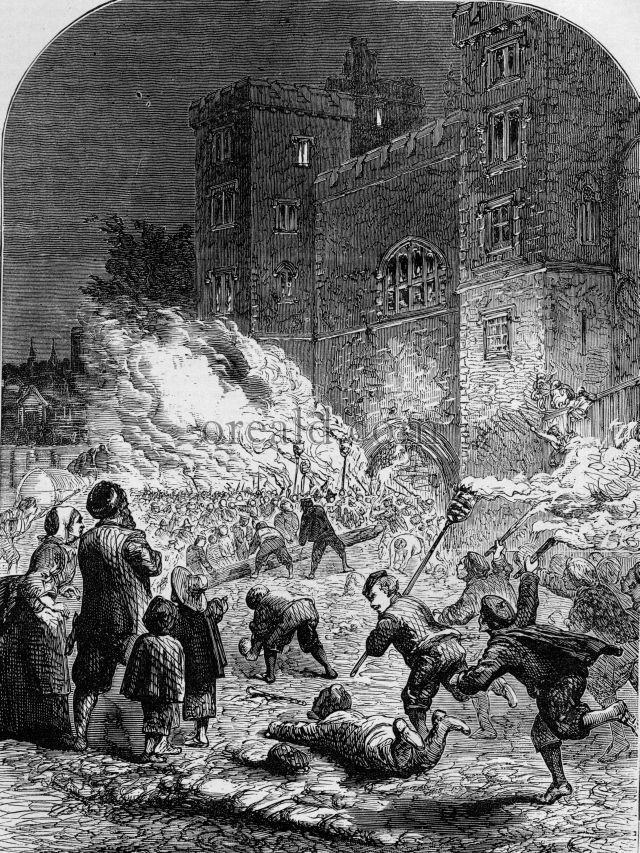 Attack on Lambeth Palace