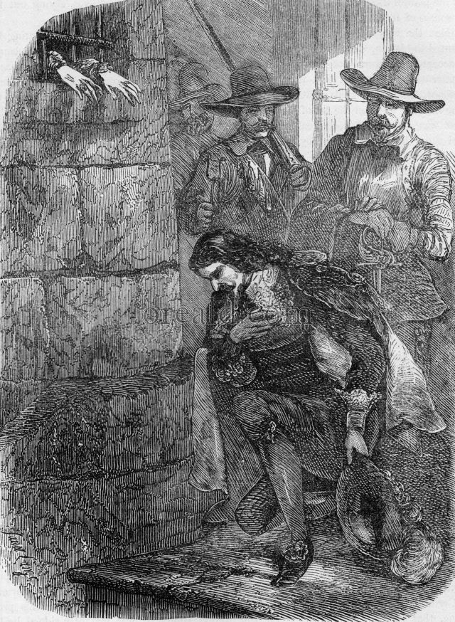 Strafford, on his Way to Execution
